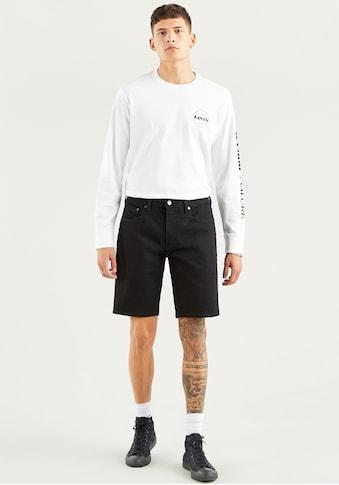 Levi's® Shorts »405 Standard«, unifarben kaufen