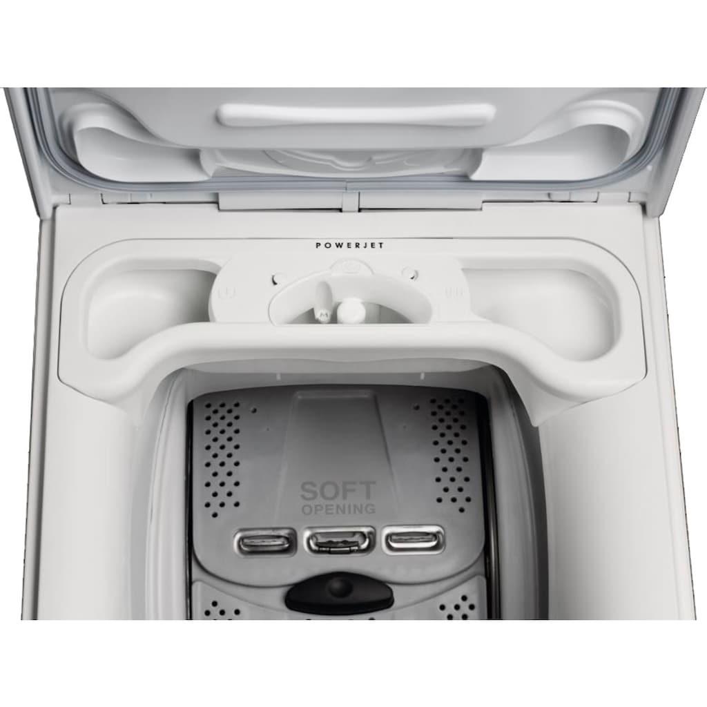 AEG Waschmaschine Toplader »L51260TL«, L51260TL 913103502, Nachlegefunktion
