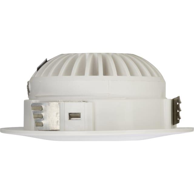 Brilliant Leuchten Nodus LED Einbauleuchtenset 3x fest weiß/warmweiß