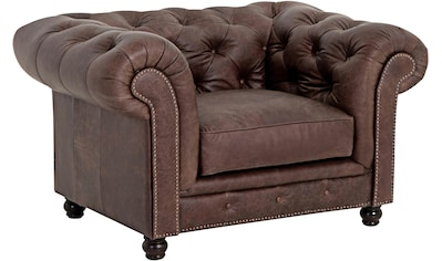 Max Winzer® Chesterfield - Sessel »Old England« kaufen