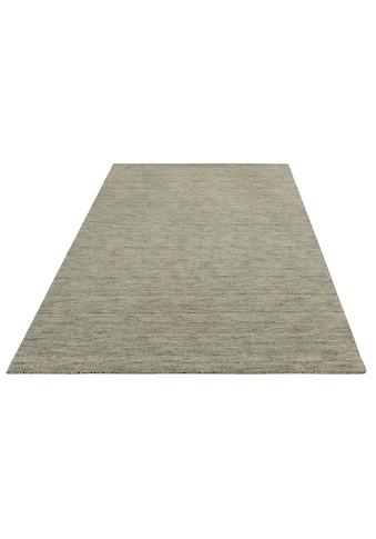 Wollteppich »Jella«, rechteckig, 10 mm Höhe, reine Wolle, Wohnzimmer kaufen