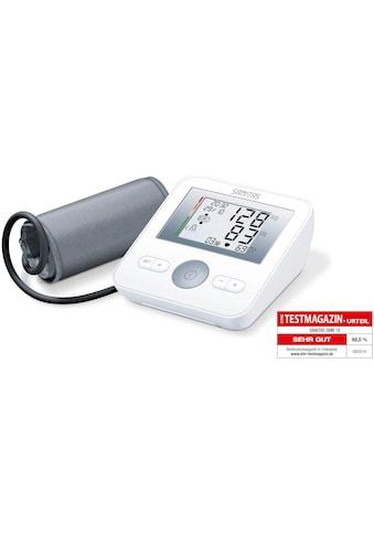 Sanitas Oberarm-Blutdruckmessgerät »SBM 18«, Vollautomatische Blutdruck- und... kaufen