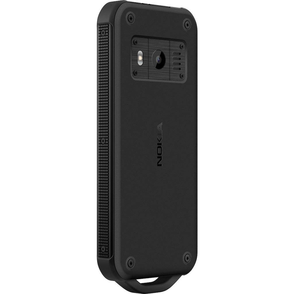 "Nokia Handy »800 Tough«, (6,1 cm/2,4 "", 4 GB Speicherplatz, 2 MP Kamera)"