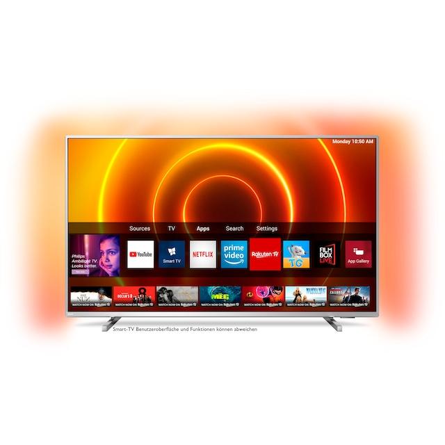 Philips 50PUS8105 LED-Fernseher (126 cm / (50 Zoll), 4K Ultra HD, Smart-TV