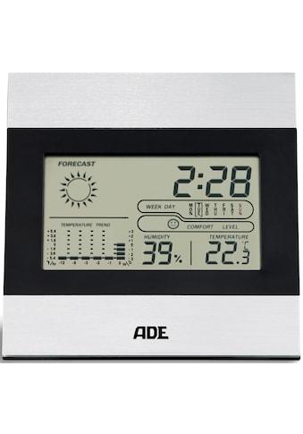 ADE »WS1815« Innenwetterstation kaufen