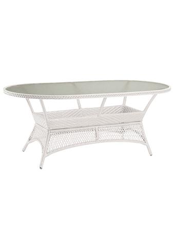BEST Gartentisch »Madelene«, Aluminium/Glas, LxB: 180x100 kaufen