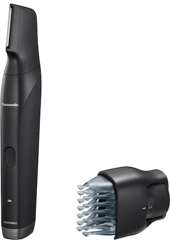 Panasonic Bartschneider »ER-GD51«, 3 Aufsätze, Bartdesigner; 20 Längeneinstellungen kaufen