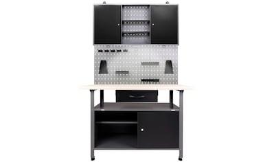ONDIS24 Werkstatt - Set 120 cm, mit LED kaufen