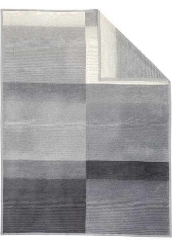 IBENA Wohndecke »Blacky«, mit dezenten Streifen kaufen