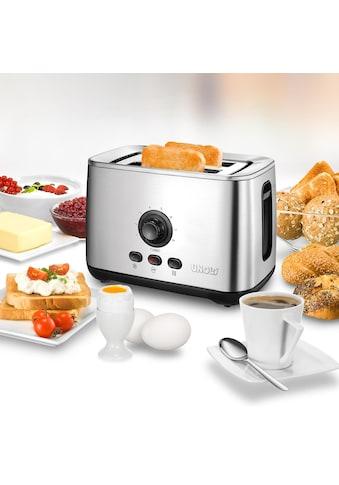 Unold Toaster »38955«, 2100 Watt kaufen