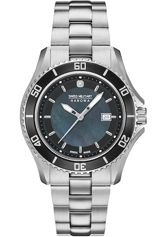 Swiss Military Hanowa Schweizer Uhr »NAUTILA PEARL, 06 - 7296.7.04.007« kaufen