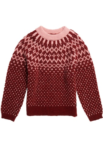Superdry Strickpullover »CHUNKY JACQUARD CREW« kaufen