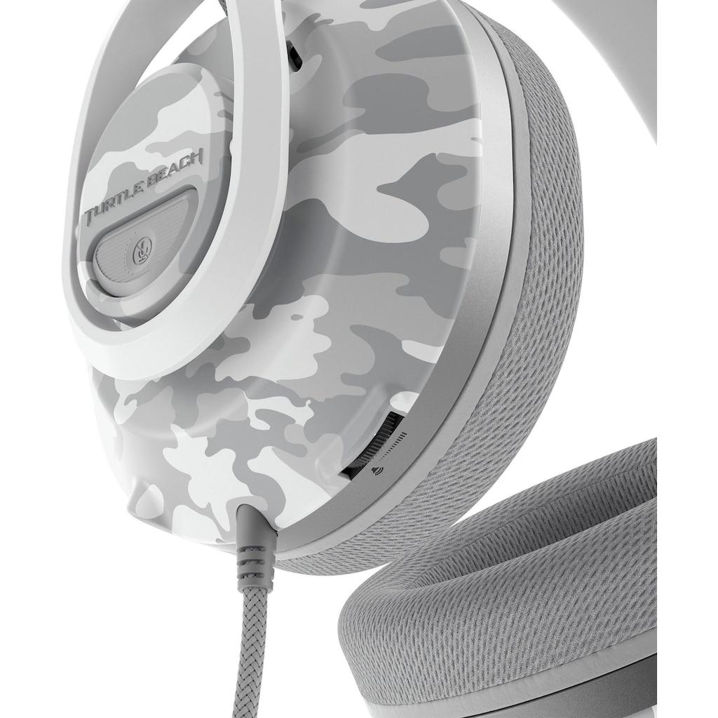 Turtle Beach Gaming-Headset »Recon 500 White«, Mikrofon abnehmbar