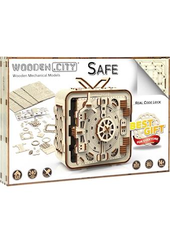 Wooden City Modellbausatz »Safe«, aus Holz; Made in Europe kaufen