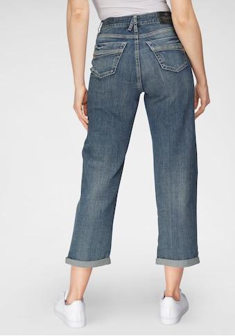 Herrlicher High-waist-Jeans »TOUCH HI TAP RECYCLED DENIM« kaufen