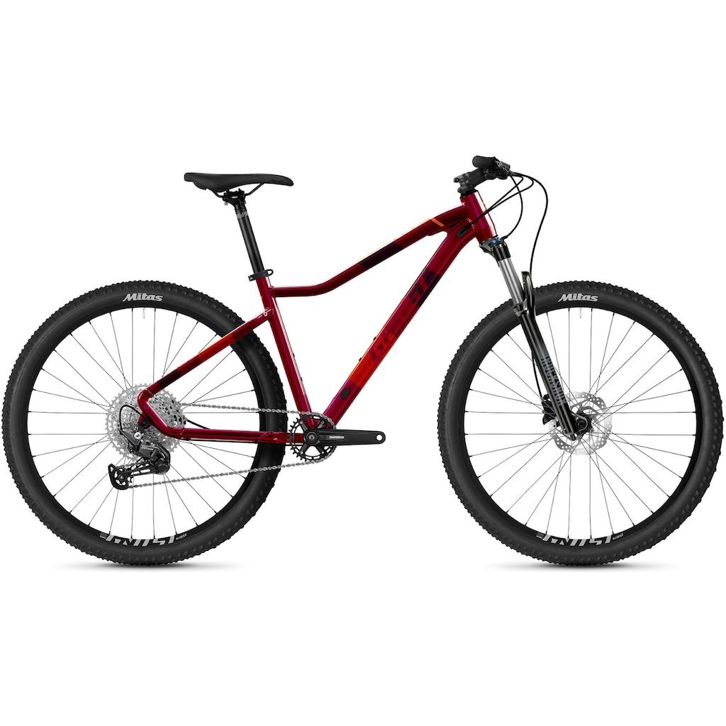 Ghost Mountainbike »Lanao Pro 27.5 AL W«, 12 Gang, Shimano, Deore Schaltwerk, Kettenschaltung