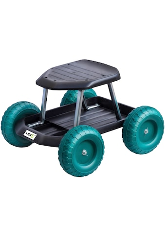 UPP Transportwagen, Garten-Rollsitz, H: 33 cm kaufen