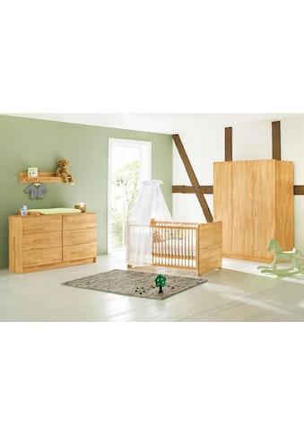 Pinolino® Babyzimmer - Komplettset »Natura« (Set, 3 - tlg) kaufen