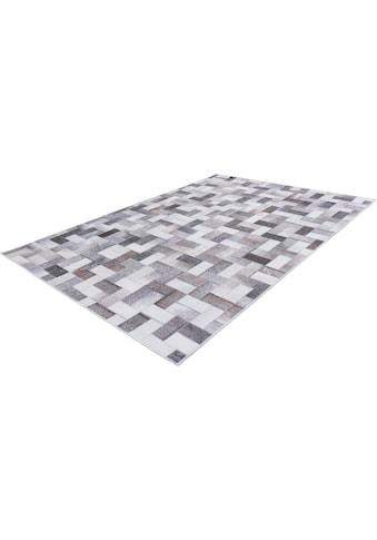 Obsession Teppich »My Bonanza 525«, rechteckig, 5 mm Höhe, Flachgewebe, bedruckt,... kaufen
