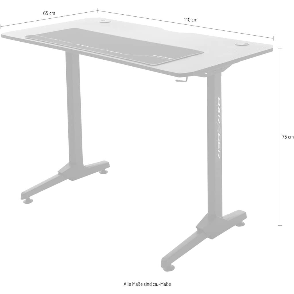 MCA furniture Gamingtisch »DX Racer«, DX Racer Gamingtisch