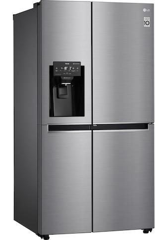 LG Side-by-Side »GSJ760PZZZ«, 7, GSJ760PZZZ, 179 cm hoch, 91,2 cm breit, Door-in-Door kaufen