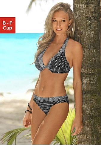 s.Oliver Bügel-Bikini, mit Mustermix kaufen