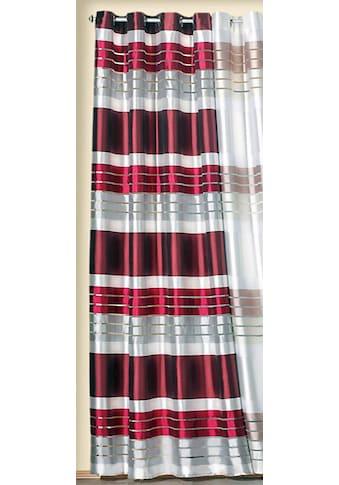 Weckbrodt Vorhang »Lotta«, HxB: 245x140 kaufen