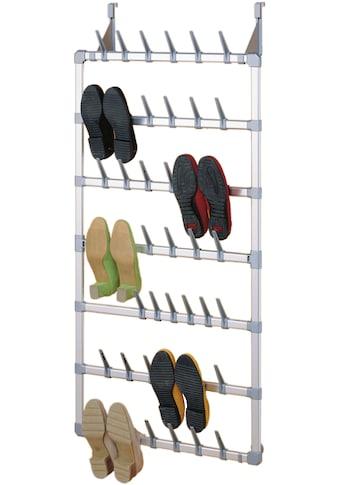 Ruco Schuhregal, Aluminium/Kunststoff, für bis zu 21 Paar Schuhe kaufen