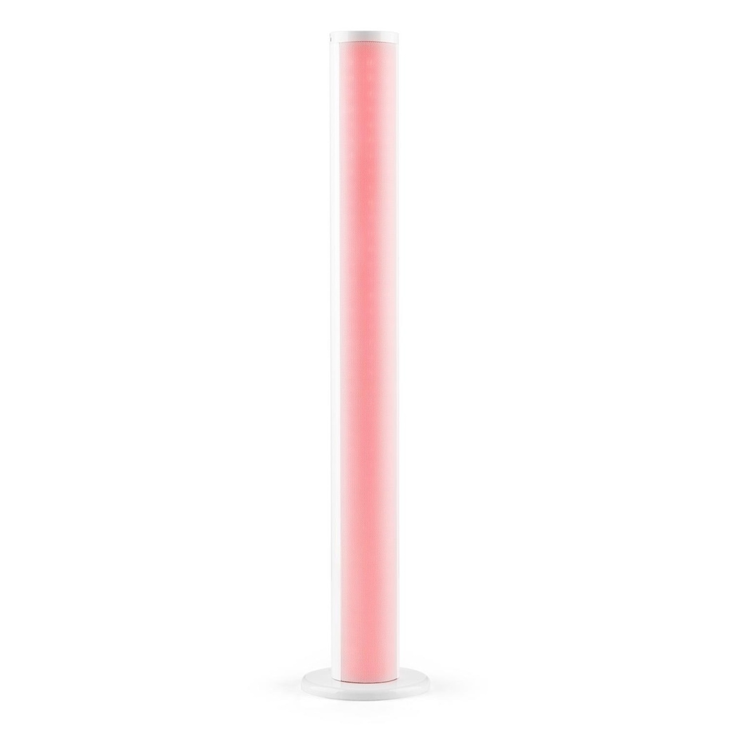 Auna Tower Speaker 40 W Bluetooth Lautprecher LED USB UKW FB
