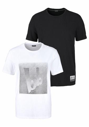 Bruno Banani T - Shirt (Spar - Set, 2er - Pack) kaufen