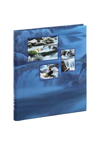 Hama Fotoalbum, Singo, 28x31 cm, 20 weiße Seiten, Aqua kaufen