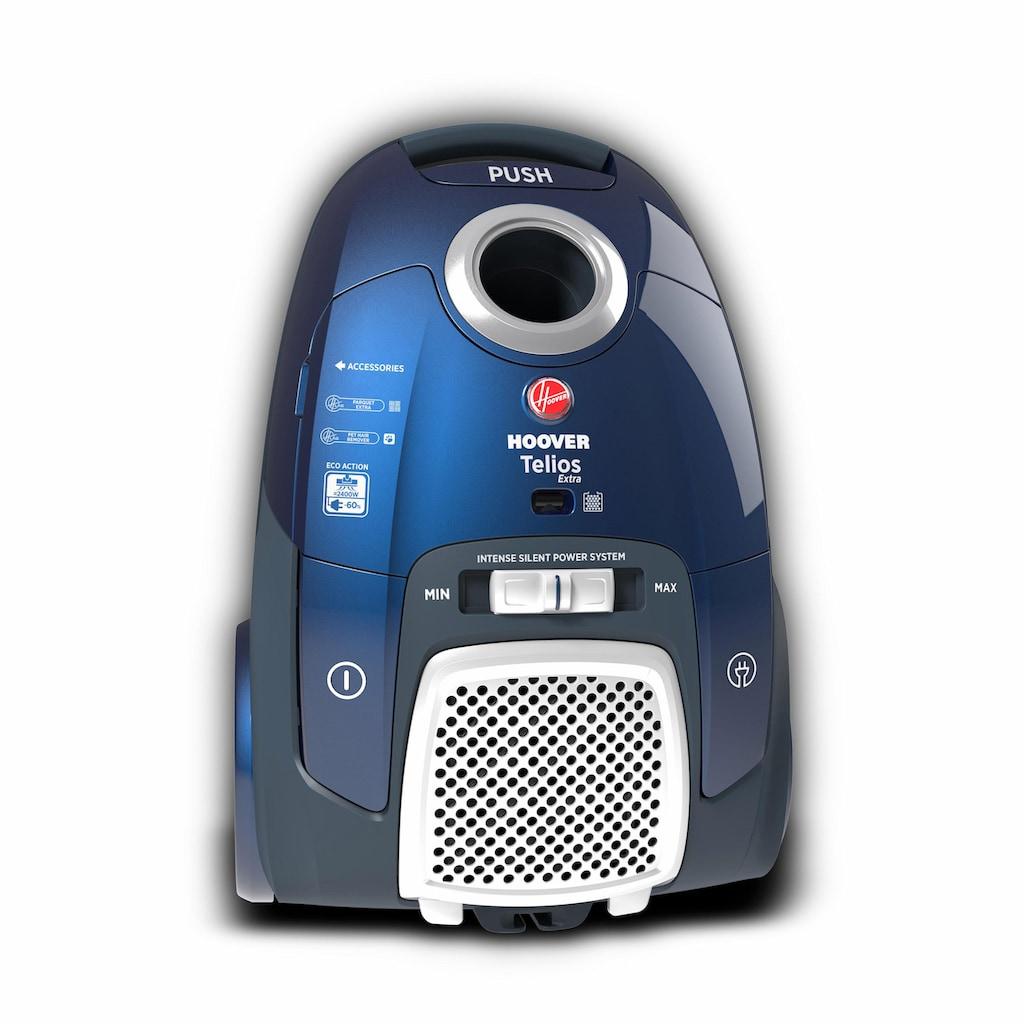 Hoover Bodenstaubsauger »Telios Extra TX50PET«, 550 W, mit Beutel