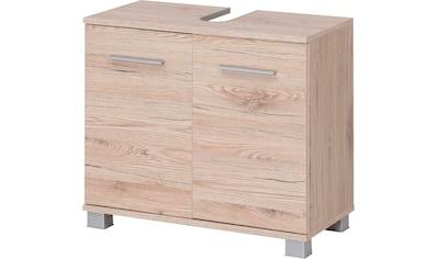 Wilmes Waschbeckenunterschrank »Kao«, Badmöbel aus Holzwerkstoff kaufen