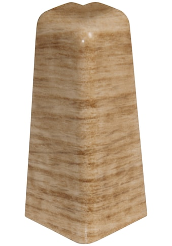 EGGER Außenecke »Eiche honig«, Außeneck - Element für 6 cm Sockelleiste, 2 Stk kaufen