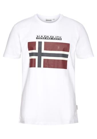 Napapijri T - Shirt kaufen