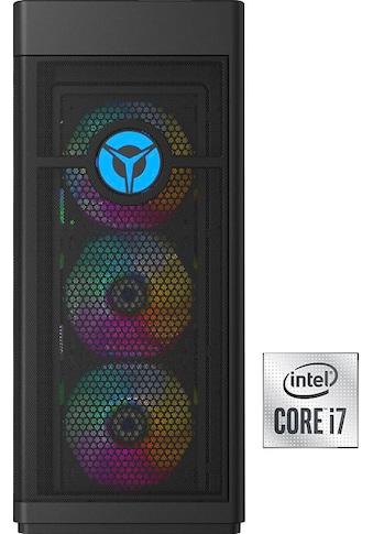 Lenovo »Legion T7 34IMZ5« PC - Set (Intel, Core i7, RTX 2080 SUPER, Luftkühlung) kaufen