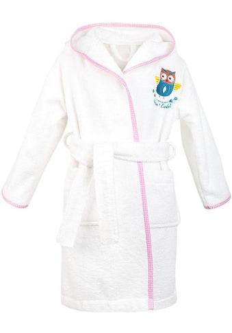 Kinderbademantel »Kleine Eule«, ADELHEID kaufen