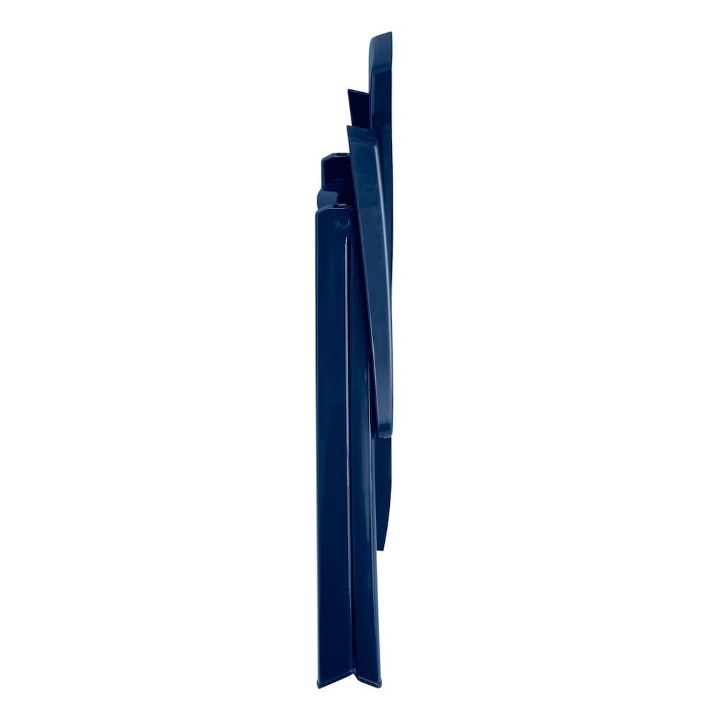 Best Gartenmöbelset »Kansas«, 13-tlg., 6 Kappsessel, Tisch 145x95 cm, Kunststoff