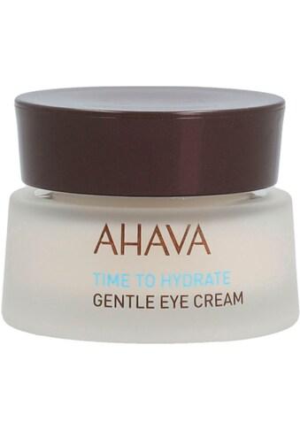 AHAVA Augencreme »Time To Hydrate Gentle Eye Cream« kaufen