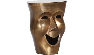 Gutmann Factory Beistelltisch »Smiling Face«, in extravaganter Form kaufen