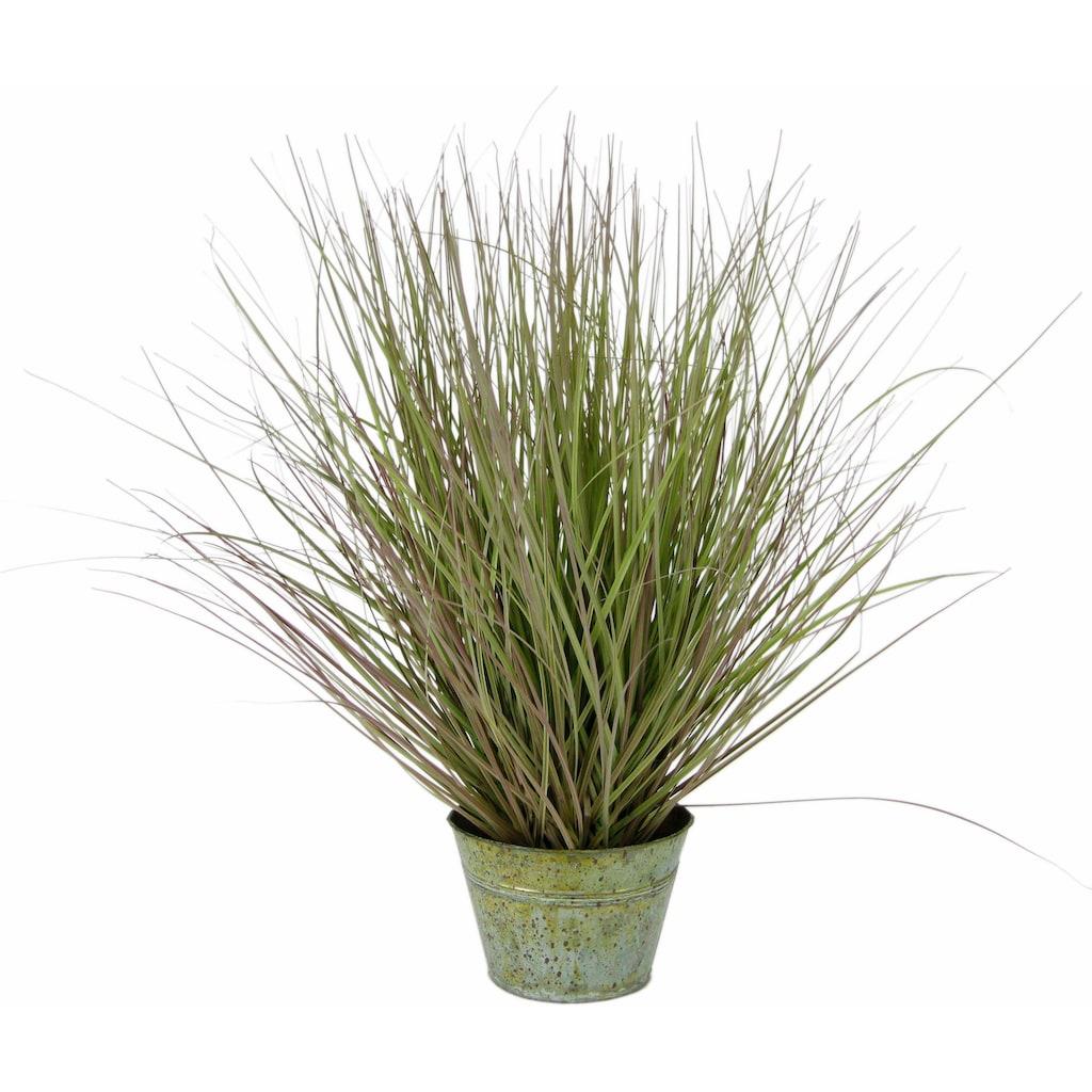 I.GE.A. Kunstpflanze »Grasbusch«