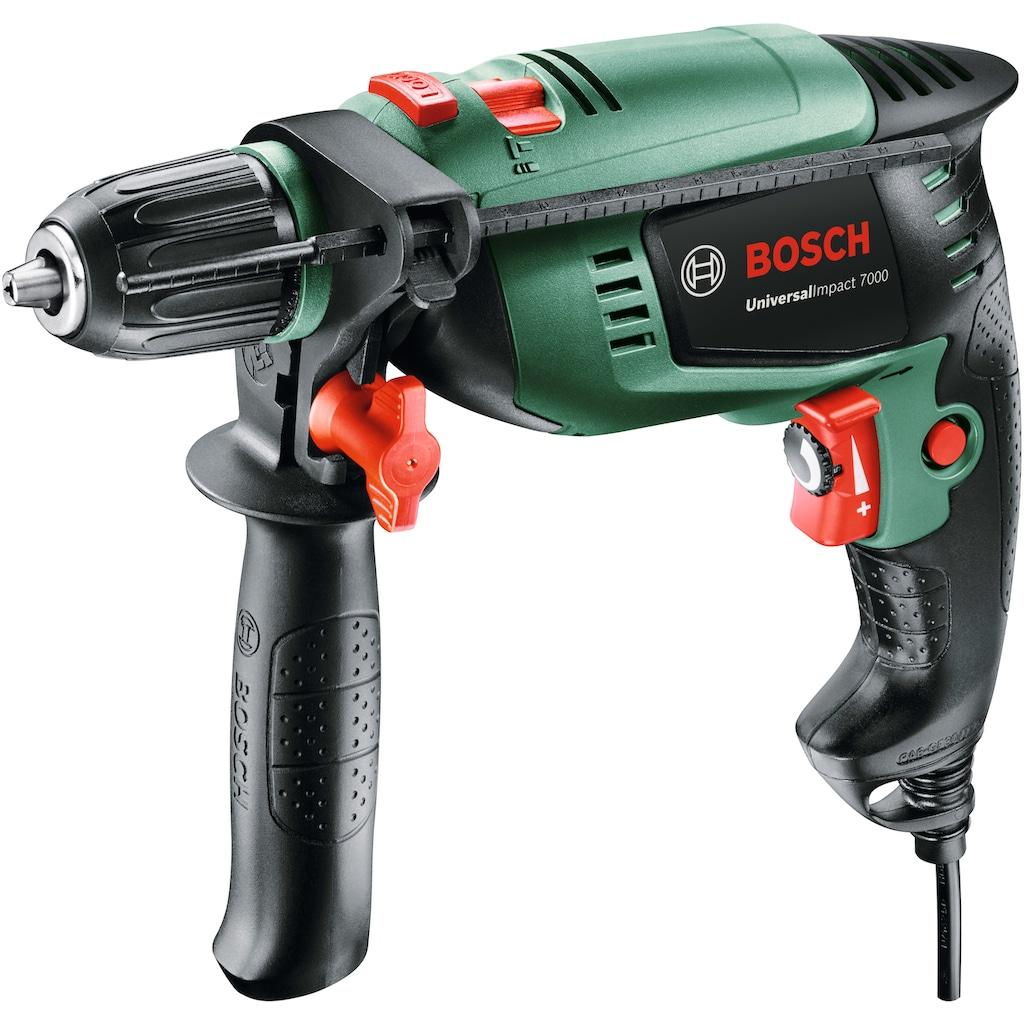 Bosch Powertools Schlagbohrmaschine »UniversalImpact 700+DA«