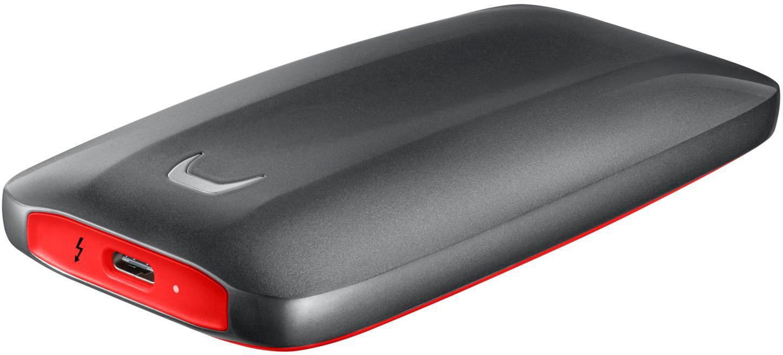 Samsung »Portable SSD X5« SSD-Festplatte (USB)