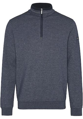 bugatti Sweatshirt »Troyer« kaufen