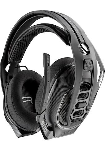 nacon Gaming-Headset »Nacon RIG 800HS V2 Gaming-Headset, schwarz, 3,5 mm Klinke,... kaufen