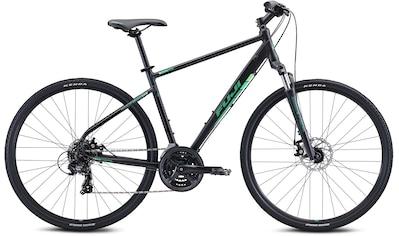 FUJI Bikes Fitnessbike »Traverse 1.7«, 21 Gang, Shimano, Tourney Schaltwerk,... kaufen