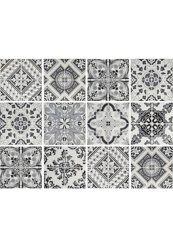 Fliesenaufkleber »Muster I« (Set, 12 Stück) kaufen