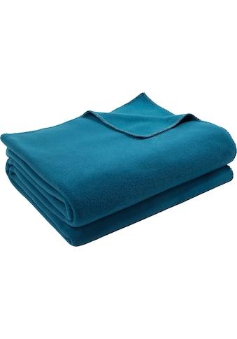 Wohndecke »Soft - Fleece«, zoeppritz kaufen