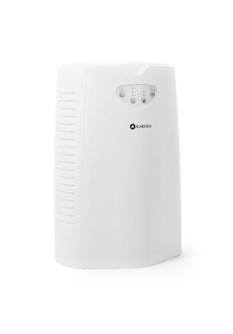Klarstein Luftreiniger Aktivkohlefilter HEPA - Filter Ionisator UV 35 W »Vita Pure« kaufen