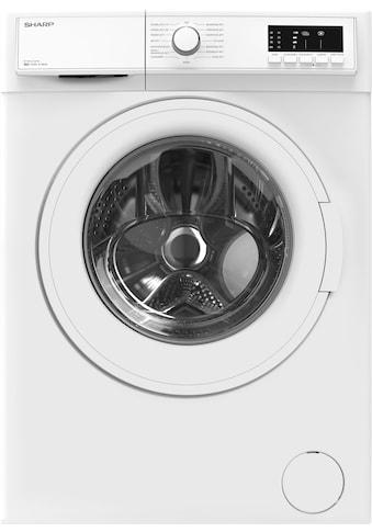 Sharp Waschmaschine »ES-HFA6122WD-DE«, ES-HFA6122WD-DE, 6 kg, 1200 U/min kaufen